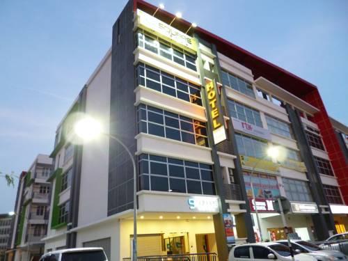 hotel 9 Square Hotel - Bangi