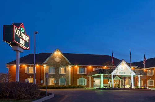 hotel Country Inn by Carlson-Oakville/Toronto