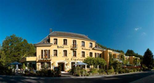 hotel Le Cigalon