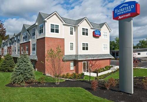 hotel Fairfield Inn and Suites by Marriott Portsmouth Exeter
