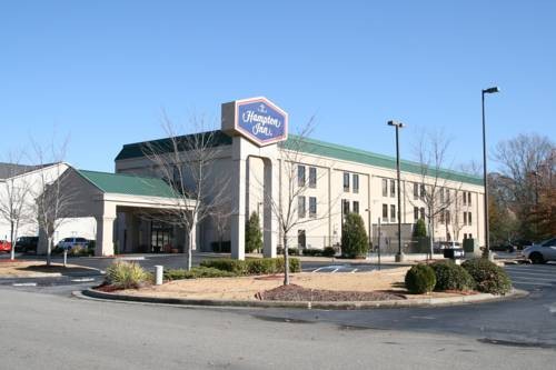 hotel Hampton Inn Atlanta-Woodstock