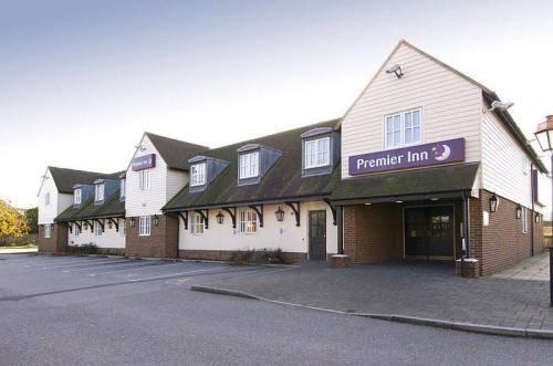 hotel Premier Inn Gravesend (A2/Singlewell)