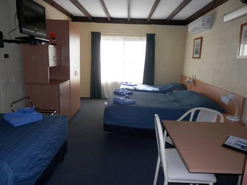hotel Benjamin Singleton Motel