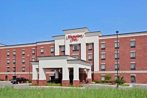 hotel Hampton Inn Detroit - Shelby Township