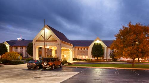 hotel Best Western Plus Gas City