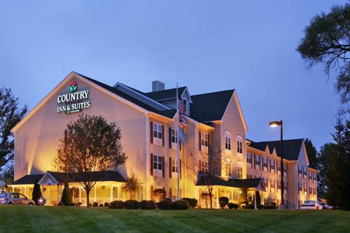 hotel Country Inn & Suites Columbus Airport-East