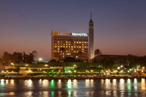 hotel Hotel Novotel Cairo El Borg