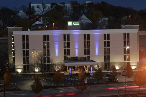 hotel Holiday Inn Express Worcester