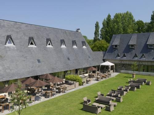 hotel Les Manoirs de Tourgéville