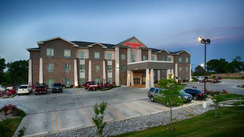 hotel Best Western Plus Sand Bass Inn and Suites