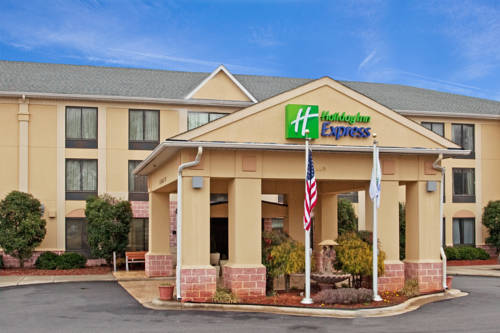 hotel Holiday Inn Express Hotel & Suites Charlotte Airport-Belmont