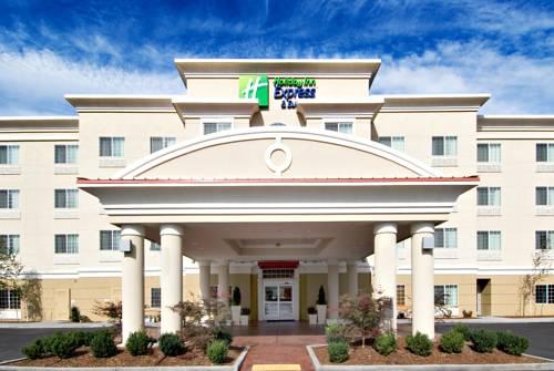 hotel Holiday Inn Express Hotel & Suites Klamath Falls Central