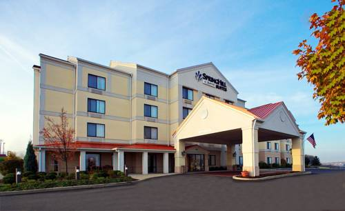 hotel SpringHill Suites by Marriott Pittsburgh Washington