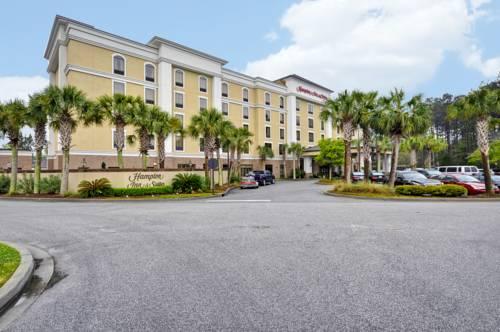 hotel Hampton Inn & Suites North Charleston-University Boulevard