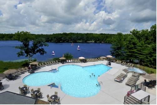 hotel Woodloch Pines Resort