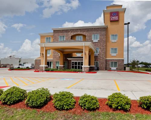 hotel Comfort Suites Pearland