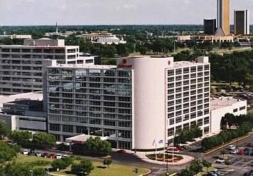 hotel Tulsa Marriott Southern Hills
