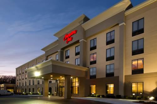 hotel Hampton Inn Haverhill