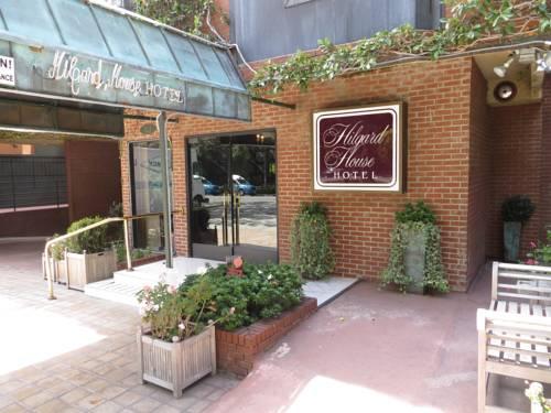 hotel Hilgard House Westwood Village