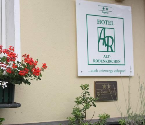 hotel Hotel Alt-Rodenkirchen