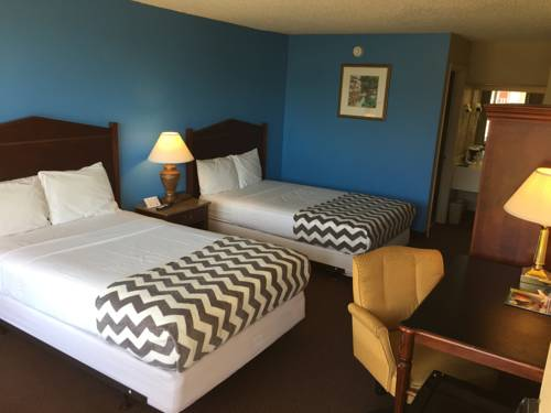hotel The River Rock Inn