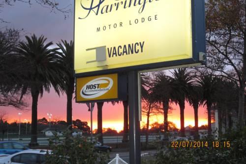 hotel Harringtons Motor Lodge