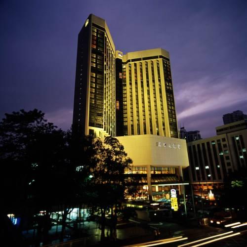 hotel Shenzhen Best Western Felicity Hotel, Luohu Railway Station