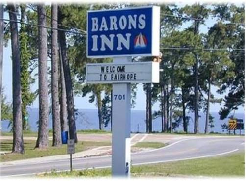 hotel Barons By the Bay Inn - Fairhope