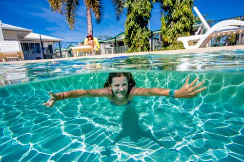 hotel BIG4 Bowen Coral Coast Beachfront Holiday Park