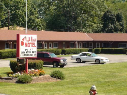 hotel Villa Rosa Motel