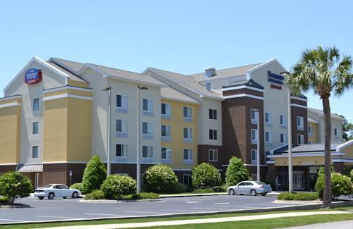hotel Fairfield Inn & Suites Fort Walton Beach-Eglin AFB