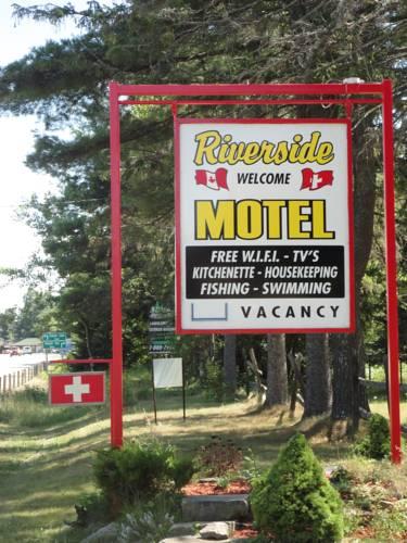 hotel Riverside Motel Dwight