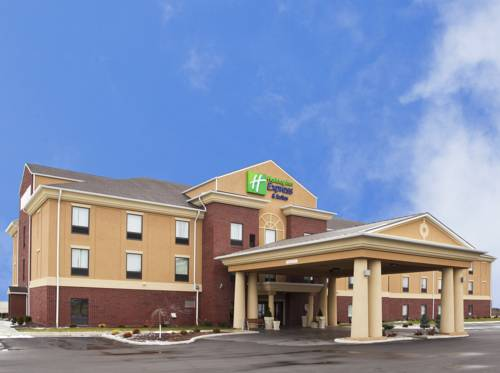 hotel Holiday Inn Express Hotel & Suites Van Wert