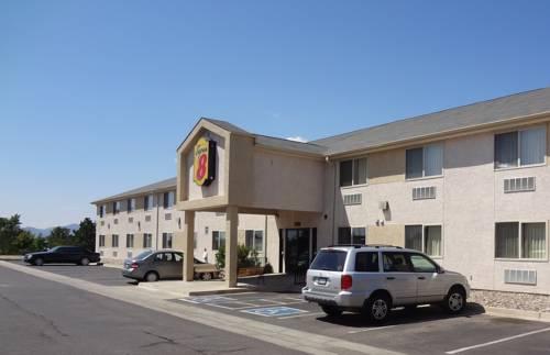 hotel Super 8 Colorado Springs Airport