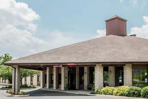 hotel Rodeway Inn-Wooster