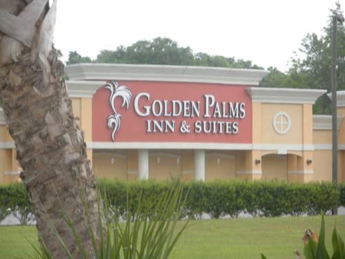 hotel Golden Palms Inn & Suites