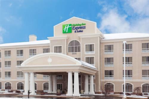 hotel Holiday Inn Express Rockford-Loves Park