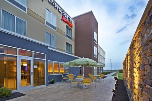 hotel Fairfield Inn & Suites by Marriott Jeffersonville I-71