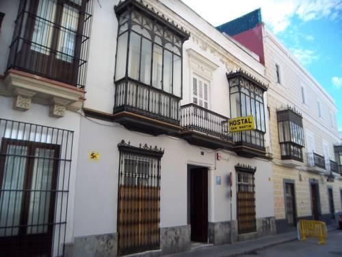 hotel Pensión San Martín