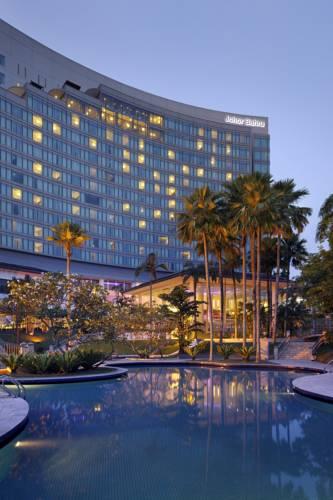 hotel Thistle Johor Bahru