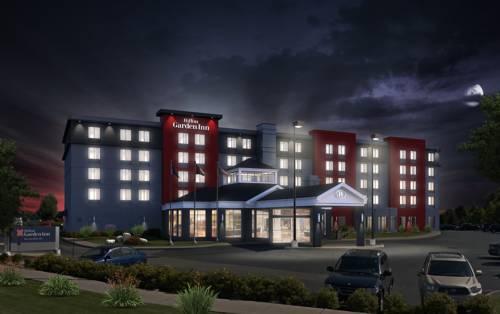 hotel Hilton Garden Inn Toronto-Oakville