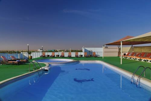 hotel City Seasons Hotel Al Ain