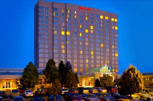 hotel Minneapolis Marriott Southwest