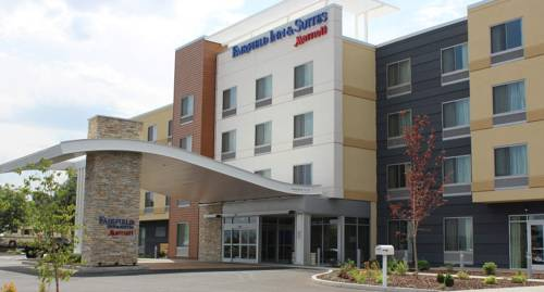hotel Fairfield Inn & Suites by Marriott The Dalles