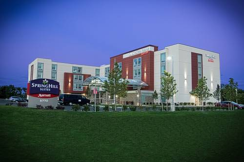 hotel SpringHill Suites by Marriott Canton