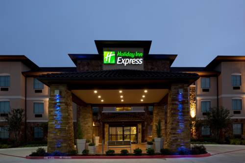 hotel Holiday Inn Express Marble Falls