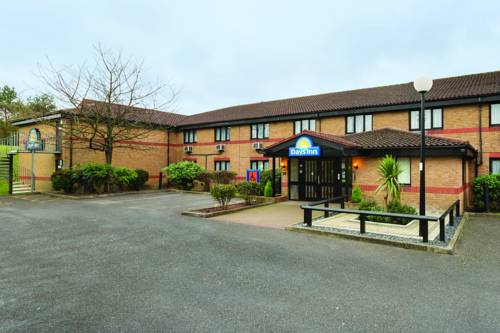 hotel Days Inn London Stansted Airport