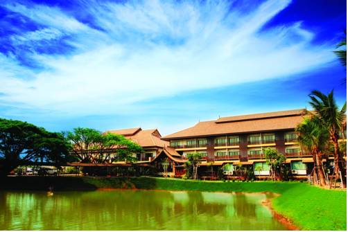 hotel Kong Garden View Resort Chiang Rai