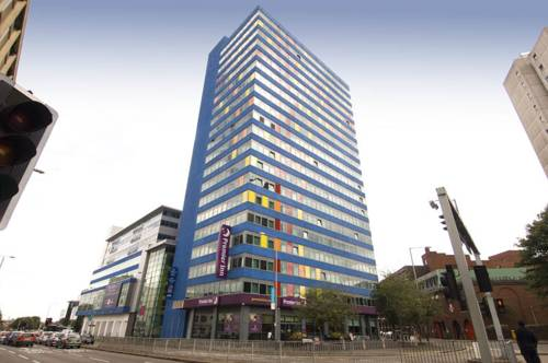 hotel Premier Inn Leicester City Centre