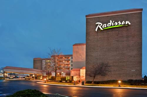 hotel Radisson Cleveland Airport
